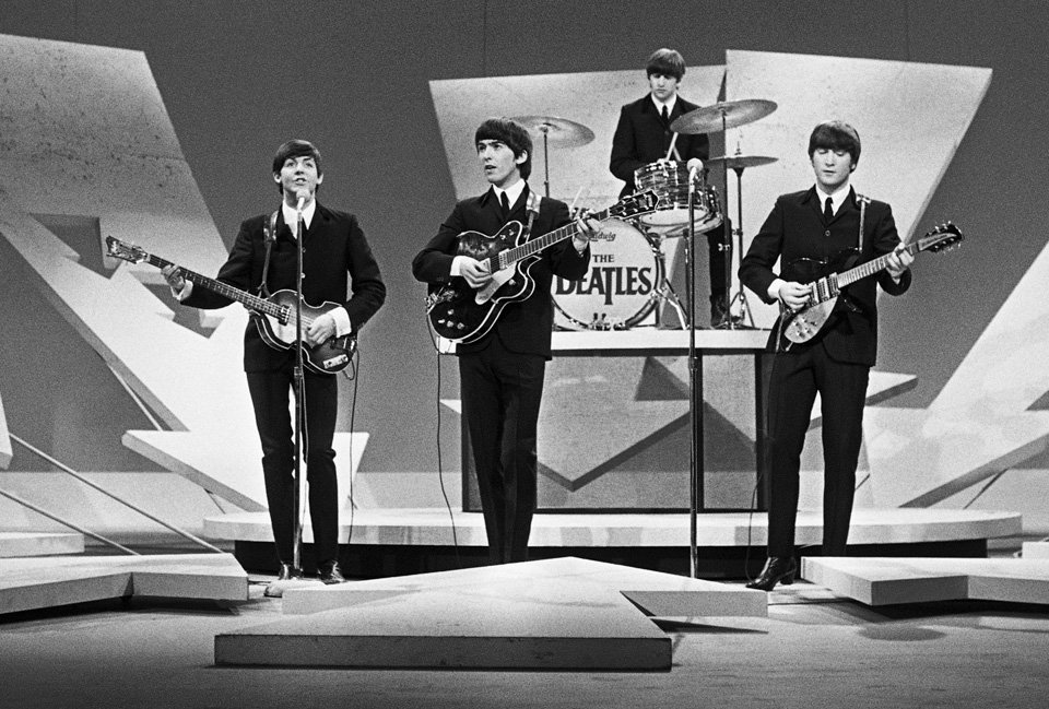 Top 5 Beatles Live Performances