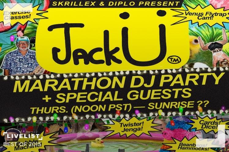 live concert stream jacku