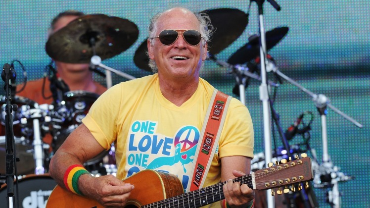 CMT Presents Jimmy Buffett & Friends: Live from the Gulf Coast - Show