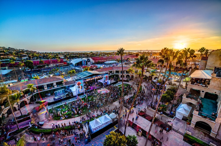 KAABOO Del Mar: The KAABOO Experience - General - Day 1